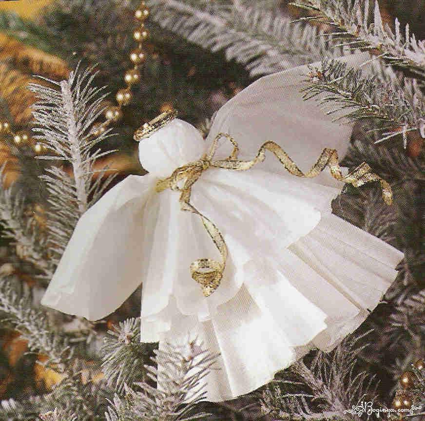 Сувенир своими руками на рождество